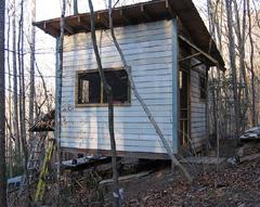 Cabin Rental – NC Ginseng & Goldenseal Company