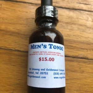 Tinctures – NC Ginseng & Goldenseal Company